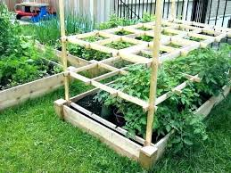 raised bed depth vegetable garden
