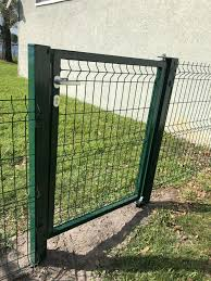 Wire Mesh Gate 4ft H Metal Fence Posts Wire Mesh Fence Mesh Fencing