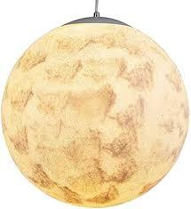 acher moden moon pendant light in 25cm