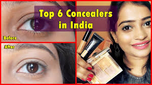top 6 concealers in india affordable