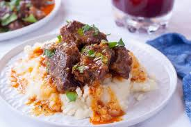 pressure cooker short ribs in under an
