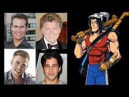 comparing the voices casey jones