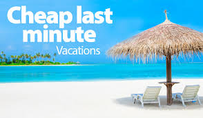 last minute vacation packages