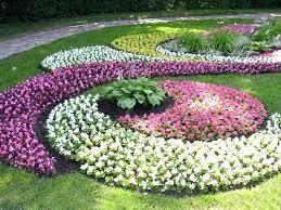 flower garden border ideas flower