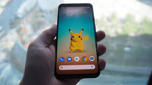 pixel 4 pokemon sidekick live wallpaper
