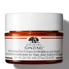 origins ginzing refreshing eye cream to
