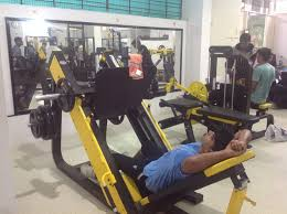 the rising health and fitness club