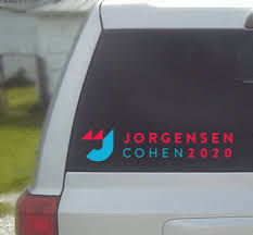 Stickers Proud Libertarian