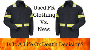 used fr clothing vs new is it a life
