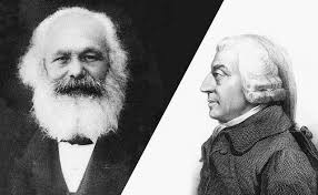 ADAM SMITH AND KARL MARX — AN UNLIKELY MEETING IN THE 21ST CENTURY ...