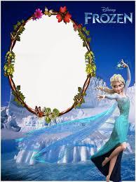 Preciosas Invitaciones De Frozen Para Imprimir Gratis