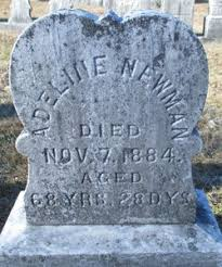 Adeline Manson Newman (1816-1884) - Find A Grave Memorial
