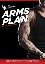 the arm blaster workout plan life