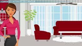 bee a certified interior decorator