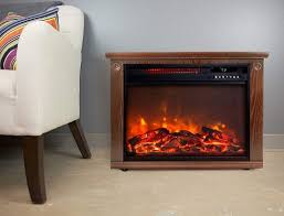 best electric fireplace inserts 2020