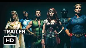 The Boys (Amazon) Trailer #2 HD - Superhero series - YouTube