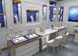 diamond jewelry display ideas