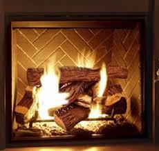 ceramic logs fake wood flame 10 pcs