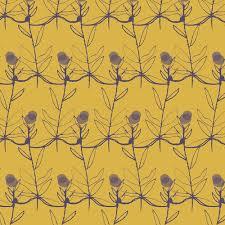 Floral Sketch - Autumn Rain by Jilly P for Dashwood Studio - Nunoya