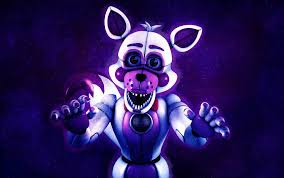 funtime foxy wallpapers wallpaper cave