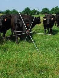 Gallagher Tumble Grazing Wheel 5 Pack G63800 Moveable Electric Fence Gallagher Electric Fencing From Valley Farm Supply