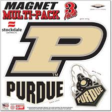 Purdue Auto Magnets Purdue Boilermakers Car Magnet Magnets Fanatics