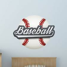Baseball Wall Decals Wayfair