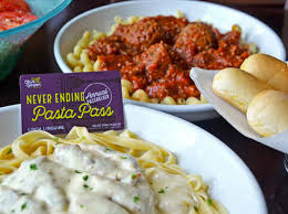 olive garden pasta pass 2018 how to