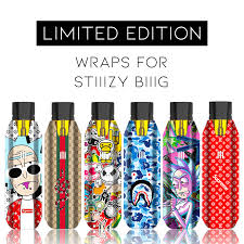 VCG Wraps for STIIIZY BIIIG – Vape Central Group