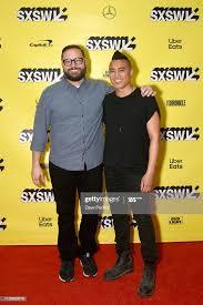 Jarod Neece and PJ Raval attend Film Keynote: PJ Raval during the ...