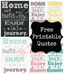 celebrating my one year blogiversary printables quotes