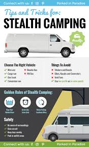 Stealth Camping Tips For Van Life In The City Building A Camper Van Conversion