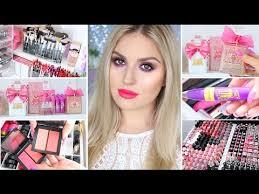 shaaanxo makeup collection storage