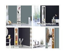 mirror display shelf bookcase