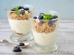 yogurt parfait nutrition facts eat
