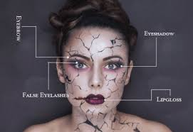 is makeup bad for you