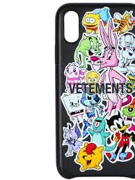 Monster Sticker Phone Case Iphone Xs The Webster