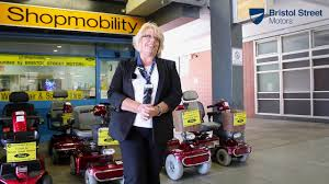 ford hartlepool supports mobility