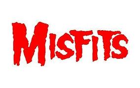 Misfits Rock Band Logo Vinyl Decal Car Window Guitar Laptop Sticker Ebay