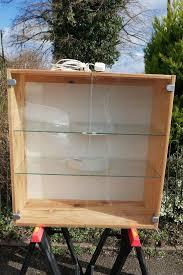 ikea ivar large pine frame cabinet with