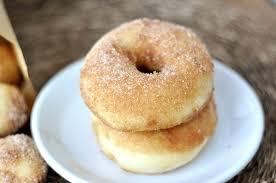 homemade baked doughnuts mel s