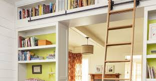 7 Surprising Built In Bookcase Designs This Old House