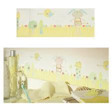 cream yellow childrens kids nursery
