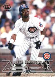 Uncensored Writing: The 47 Best Players from the 1998 Chicago Cubs - #14 Lance  Johnson