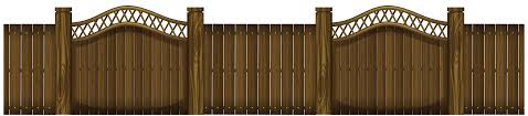 Wooden Fence Transparent Png Clip Art Image Gallery Yopriceville High Quality Images And Transparent Png Free Clipart