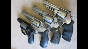 wesson revolver frame size parison