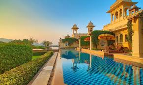 Top 10 Luxurious Hotels and Resorts in Udaipur - Hotels in Udaipur