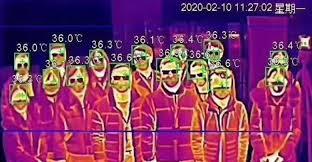 Aeropuertos incorporan cámaras térmicas para detectar la ...