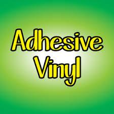 Clearance Adhesive Vinyl Sheets Smashing Ink