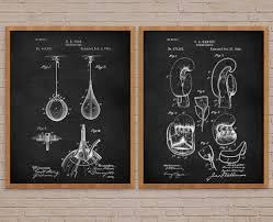 boxing gloves boxing wall art vintage